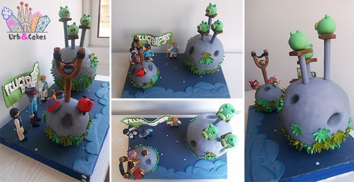 Angry Birds Space 08